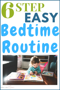Bedtime routines create the stage for a good night's sleep! A bedtime routine can ease the transition from playing to sleeping.